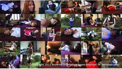 Beauties in Bondage: 09 (MP4) - 67 minutes