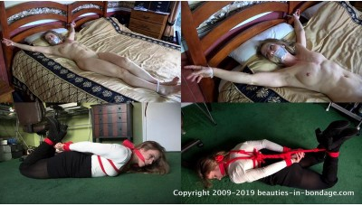 Captured Claire (MP4) - Claire Irons