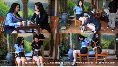 Dangerous Misdeed - Part 1 (MP4) - Tilly McReese & Paisley Prince