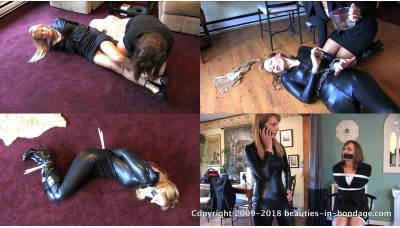 Diplomatic Immunity Remastered (MP4) - Amber Wells & Lily Anna