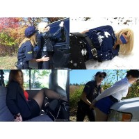 From the Archives: Four Arrests Volume 1 (MP4)  - Lily Anna, Amber Wells, Paige Turner, Becky LeSabre, Carissa Montgomery & Shauna Ryanne