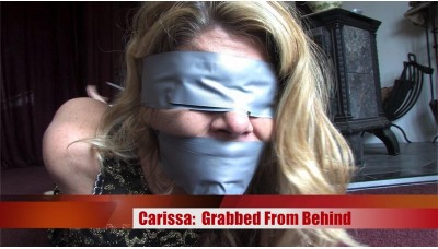 Grabbed From Behind (WMV) - Carissa Montgomery