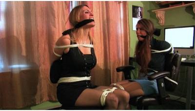 Hidden Agenda (WMV) - Keri Spectrum, Jasmine St james & Alexis