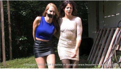 Hosed Down (WMV) - Cadence Lux & Beverly Bacci