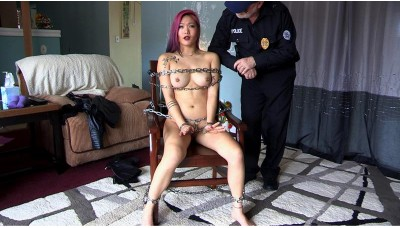 In Trouble With the Law (WMV) - Lea Hart