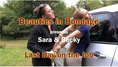 Last Day on the Job (WMV) - Becky LeSabre & Sara Liz