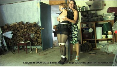 Office Jealousy (WMV) - Keri Spectrum & Jacquelyn Velvets
