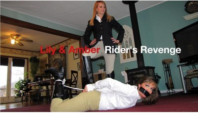 Rider's Revenge (WMV) - Amber Wells & Lily Anna
