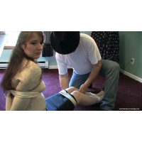 She Paid To Be Tied Up enhanced (MP4) - Paige Erin Turner