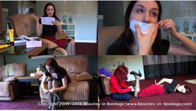 She Thought She Got Away With It (WMV) - Tara & Constance