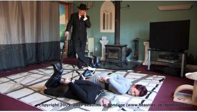 Spy Catcher (WMV) - Vonka Romanov & Lea Hart