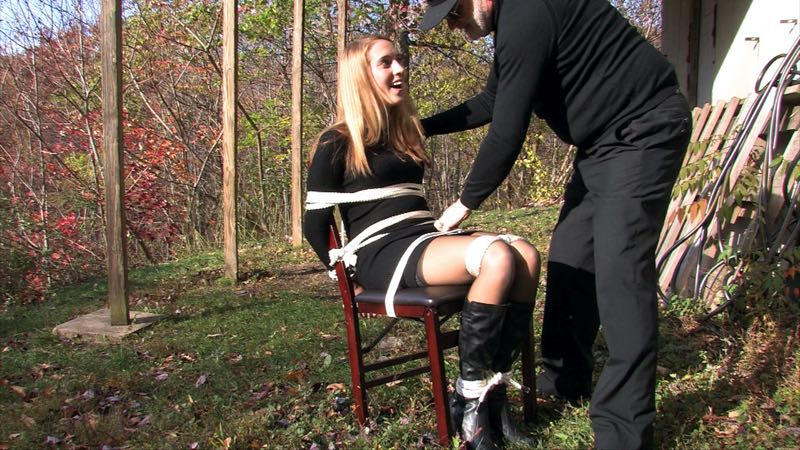 Watch Cadence Being Tied Up Remastered (MP4) - Cadence Lux