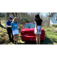 Wrongful Arrest Remastered (MP4) - Carissa Montgomery & Lavender